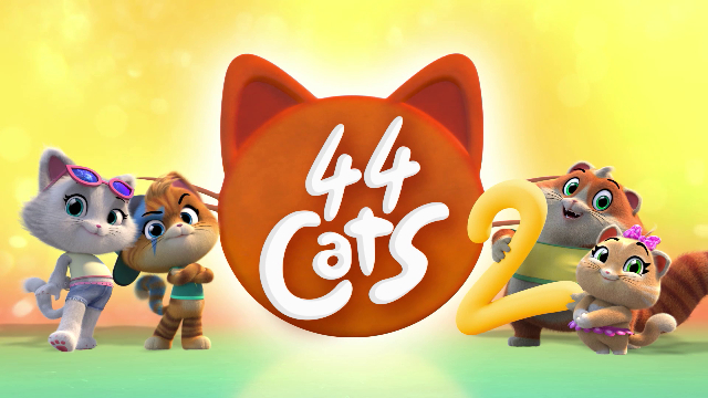 44 Cats Season 2 premieres on Nick Jr. Too from September 7