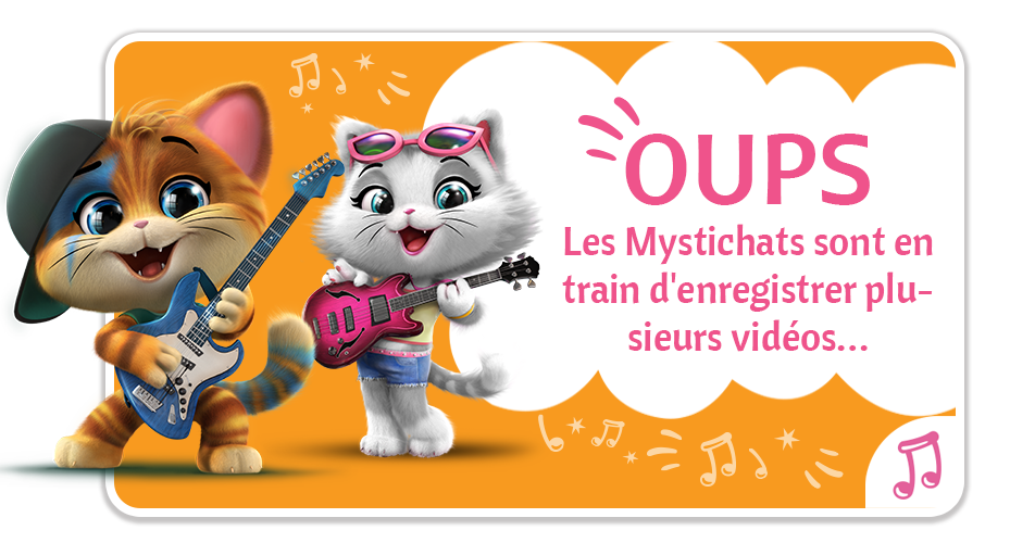 OPS! Buffycats musical videos in progress...