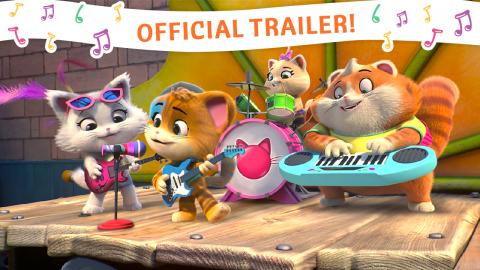 Official Trailer Video 44 Cats