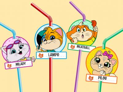 44 Cats - Rainbow TV series website - Music, games and